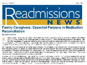 Click here for Readmissions News